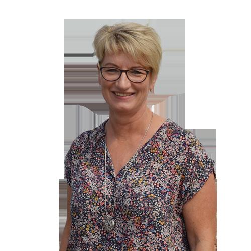 Maria Donner, Telefonzentrale und Sekretariat