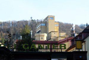 Brauerei Ganter in Freiburg