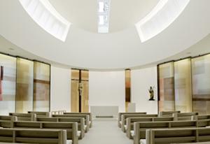 Kapelle im Ordensklinikum Elisabethinen