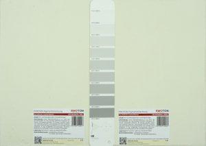 EMOTON - Farbton Nr. 400 Reinweiß