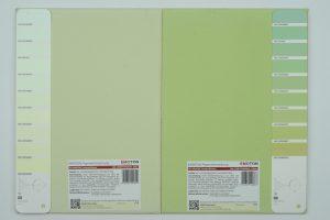 Farbton Nr. 408 Limettengrün